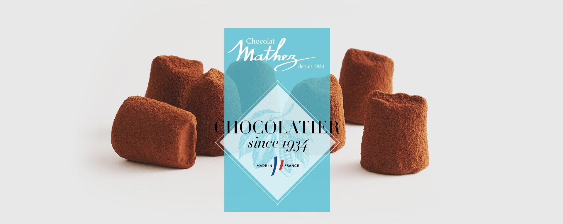 Mathez : French cocoa truffles manufacturer since 1934