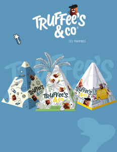 Truffees co, nouvelle marque snacking Mathez