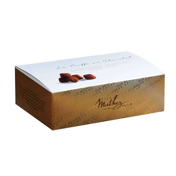 truffes fantaisie collection pure beurre - nature